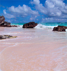 Horseshoe Bay Sands, Bermuda